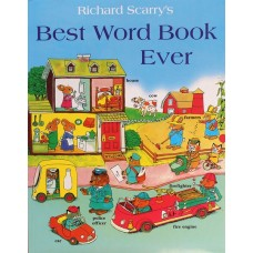 Best Word Book Ever (Paperback) Richard Scarry