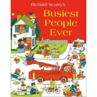 Busiest People Ever (Paperback) Richard Scarry