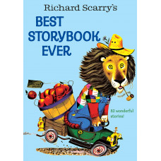 Best Storybook Ever (Hardcover) Richard Scarry