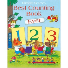 Best Counting Book Ever (Paperback) Richard Scarry