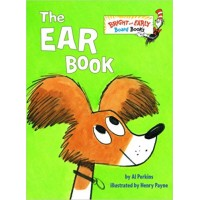 The Ear Book By Dr. Seuss (board)