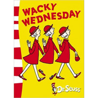 Dr. Seuss's Wacky Wednesday (Paperback)