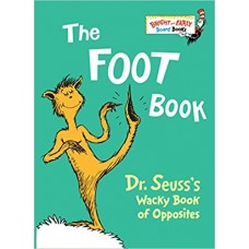 The Foot Book By Dr. Seuss (board)