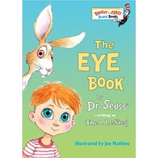 The Eye Book By Dr. Seuss (board)