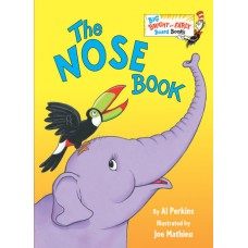 The Nose Book By Dr. Seuss (board)