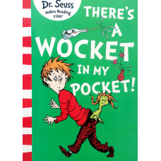 Dr. Seuss's There's a Wocket in my Pocket! (Paperback)
