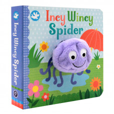 Incy Wincy Spider (Board)