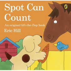 Spot Can Count (Paperback) Уценка!