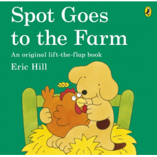 Spot Goes to the Farm (Paperback) Уценка!