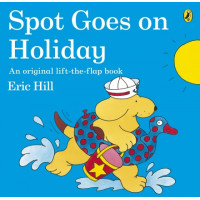 Spot Goes on Holiday (Paperback) Уценка!