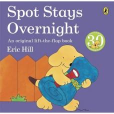 Spot Stays Overnight (Board)