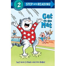 Cat on the Mat (Paperback) Step into Reading 2