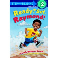 Ready? Set. Raymond! (Paperback) Step into Reading 2