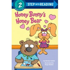 Honey Bunny's Honey Bear (Paperback) Step into Reading 2