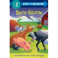 Barn Storm (Paperback) Step into Reading 2