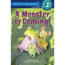 A Monster is Coming! (Paperback) Step into Reading 2
