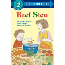 Beef Stew (Paperback) Step into Reading 2
