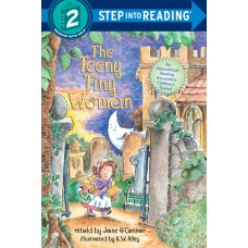 The Teeny Tiny Woman (Paperback) Step into Reading 2