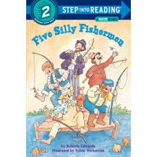 Five Silly Fishermen (Paperback) Step into Reading 2