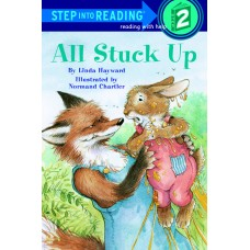 All Stuck Up (Paperback) Step into Reading 2