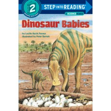 Dinosaur Babies (Paperback) Step into Reading 2