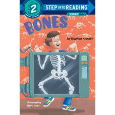 Bones (Paperback) Step into Reading 2
