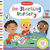 I'm Starting Nursery (Board)