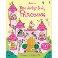 My first book Princesses (Paperback)