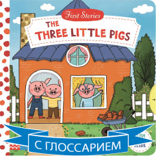 The Three Little Pigs (Board) First Stories