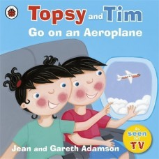 Topsy And Tim Go On An Aeroplane (Paperback)
