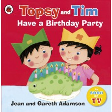Topsy And Tim Have A Birthday Party (Paperback)