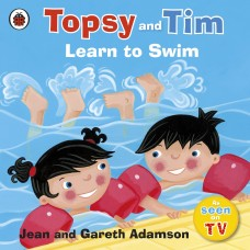 Topsy And Tim Learn To Swim (Paperback)
