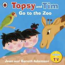 Topsy And Tim Go To The Zoo (Paperback)