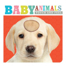 Touch and Feel Baby Animals (Board) Уценка!