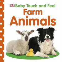 Baby Touch and Feel Farm Animals (Board)
