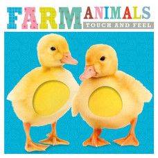 Touch and Feel Farm Animals (Board)