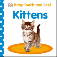 Baby Touch and Feel Kittens (Board)