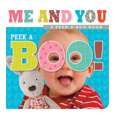 Me and You Peek-a-Boo! (Board)