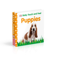 Baby Touch and Feel Puppies (Board)
