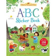 ABC sticker book (Paperback)