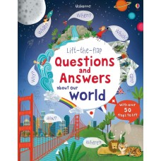 Lift-the-Flap Questions & Answers about our world (Board)