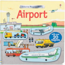 Airport Usborne Magnet Books (Board)