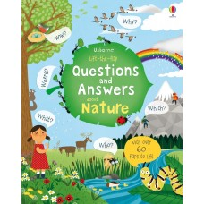 Lift-the-Flap Questions & Answers about Nature (Board)