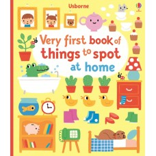 Very first book of things to spot at home (Board)