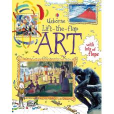 Lift-the-flap art (Board)