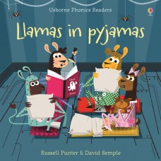 LLamas in pyjamas (Paperback)