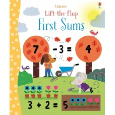 Lift-the-flap first sums (Board)