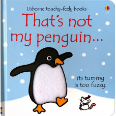 That's not my penguin (Board)