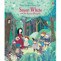 Peep inside a fairy tale: Snow White and the Seven Dwarfs (Board)