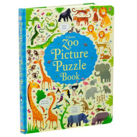 Zoo Picture Puzzle Book (board)